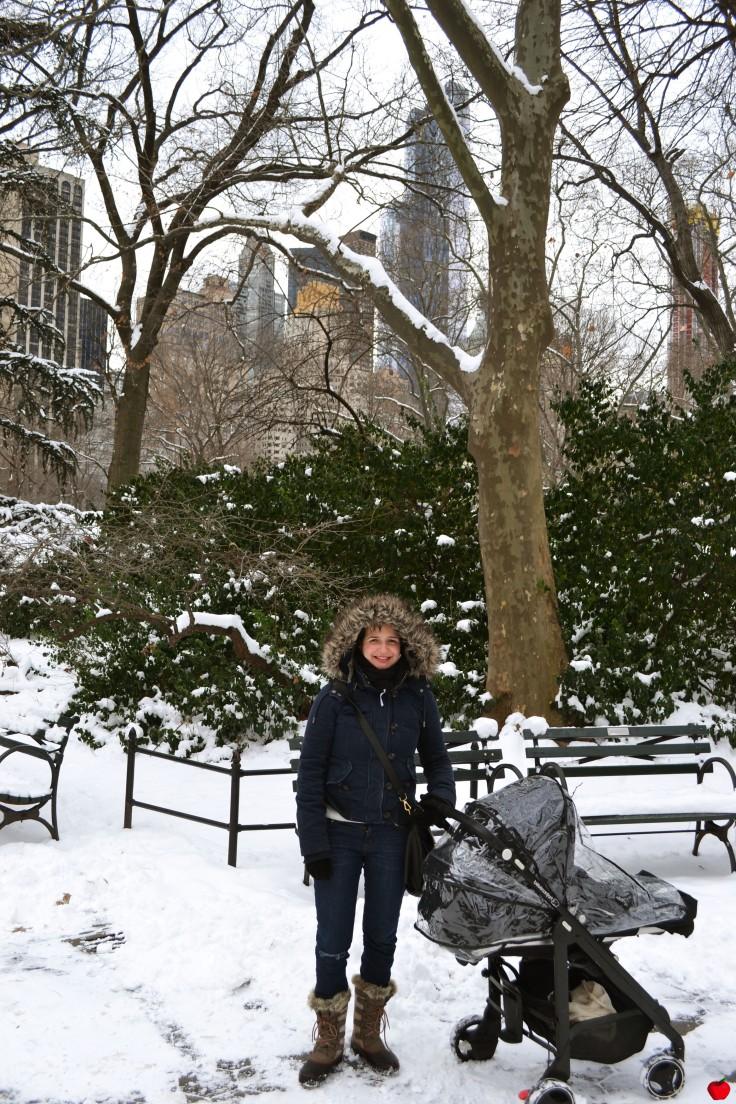 6-premieres-neiges-central-park-poussette-pomme