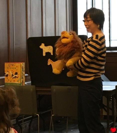 le lion Rouar !!