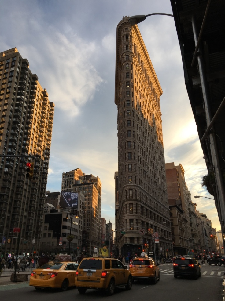new-york-flatiron-building