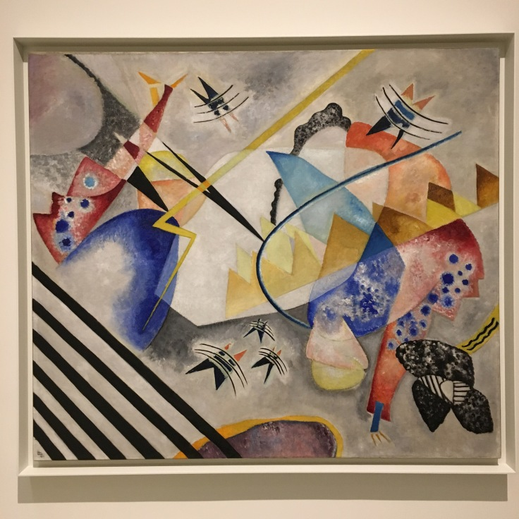 Kandisky-white center - guggenheim
