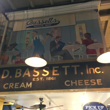 Ice cream L.D. Bassett