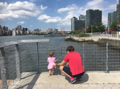 9-long island city - pere et fille