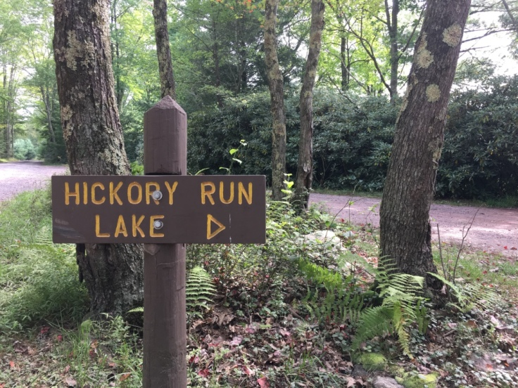 Hickory_Run_Lake_trail