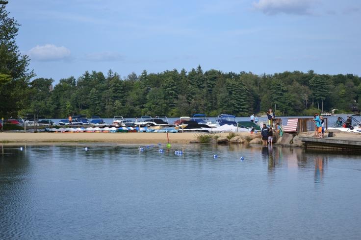 Lake_Harmony_bateaux