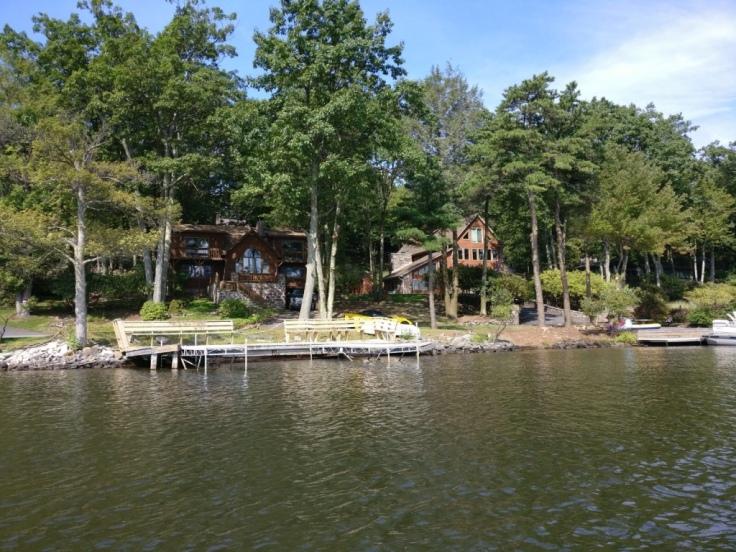 Lake_Harmony_vue_terrassejpg_Balade_pedalo