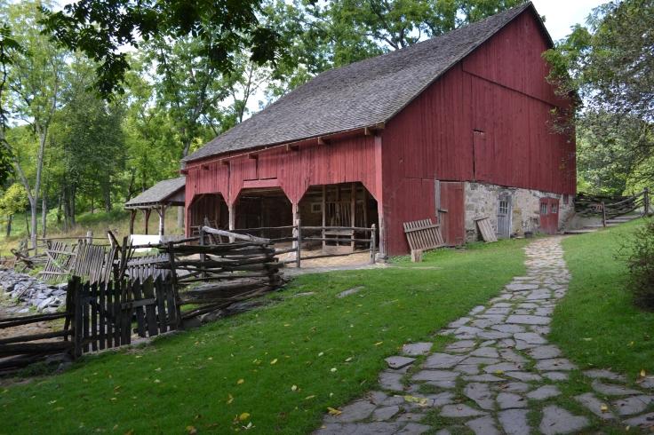 Pocono_QuietValley_Living_Farm_grange