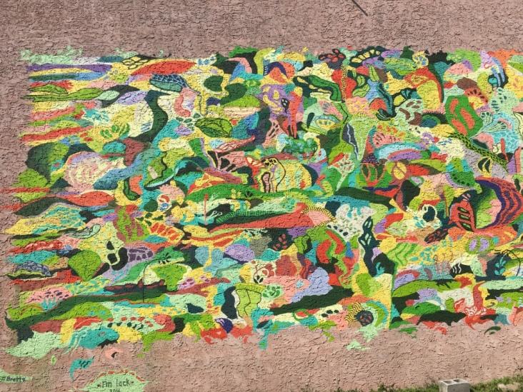 Stroudsburg_fresque